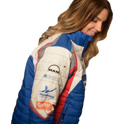 Ladies Jacket Side